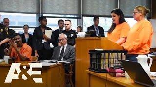 Court Cam: High School Suspect Smiles Through Victim Impact Statement (Season 1) | A&E