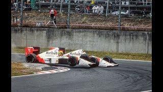 Top 10: Teamkollegen-Kollisionen in der Formel 1