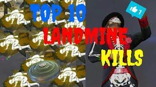 Top 10 land mind TIPS