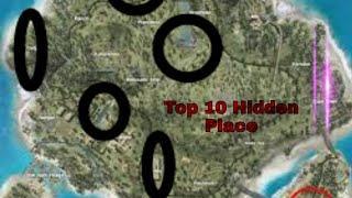 Top 10 Hidden place in Bermuda