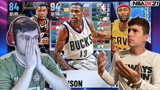 REACTING TO DBG RANKING THE TOP 10 MOST UNDERRATED PLAYERS IN NBA 2K21 MyTEAM!!