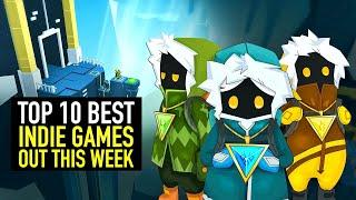 Top 10 BEST Indie Games Out This Week