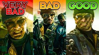 CALL OF DUTY BLACK OPS COLD WAR ENDING - ALL ENDINGS (Good and Bad)