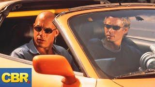 Fast & Furious: The Franchise's 10 Dopest Cars