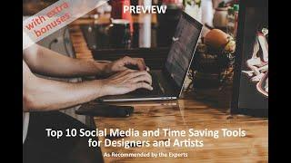 Top 10 Social Media and Time Saving Tools Course Preview