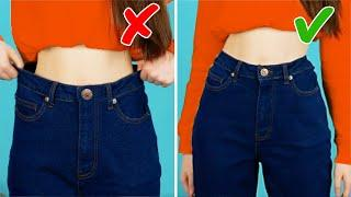 29 EASY WAYS TO UPGRADE YOUR OLD CLOTHES AND LOOK FLAWLESS