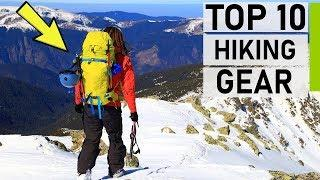 Top 10 Best Hiking Gears for Cold Weather & Winter