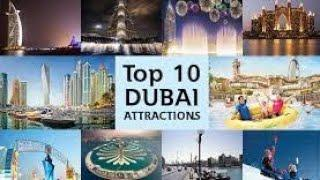 Top 10 best place to visit dubai