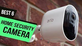 TOP 6: BEST Home Security Camera [2020] | Indoor Security Systems