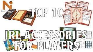 Top 10 Accessories for D&D Players | Nerd Immersion