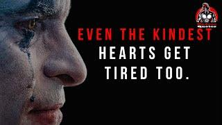 15 Powerful villain's quotes joker's quotes | Even the kindest heart | Badass Quotes