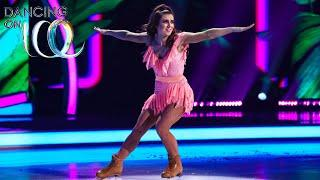 Libby's solo skate is a taste of paradise! | Dancing on Ice 2020