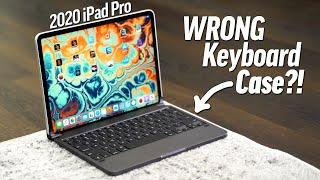 Don't Buy the WRONG Keyboard Case for your iPad in 2020!