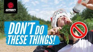 Don't Do These Things When Riding! | Top 10 Things Not To Do On A Bike