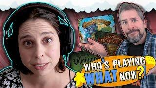 Who's Playing What Now?! + Top 10 Popular Board Games November 2019