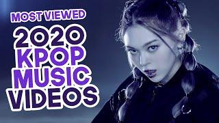 «TOP 40» MOST VIEWED 2020 KPOP MUSIC VIDEOS (March)