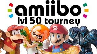 STRONGEST Smash Bros Level 50 Amiibo Tournament