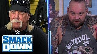 Bray Wyatt's antics creep out Hulk Hogan: SmackDown, Feb. 14, 2020