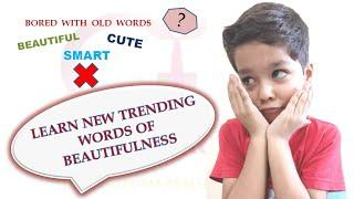 Top 10 Trending Words Of Beauty || Improve Vocabulary || New way of Learning