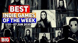 Top 10 BEST NEW Indie Games of the Week: 01 - 07 Jun 2020