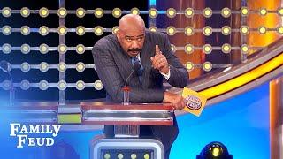 "Steve Harvey threatens Feud producers! ""You're gonna pay for that!"" 
