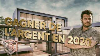 Comment réussir à GAGNER DE L'ARGENT sur Internet en 2020 !