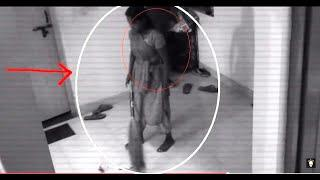 Top Scary Videos! Real Ghost shot on CCTV footage | Chilling Videos Of Ghost Caught On CCTV Camera