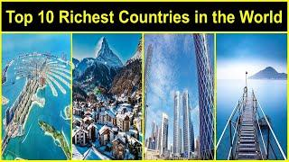Top 10 Richest Countries In The World 2020 || Richest Country in the world || Richest Country