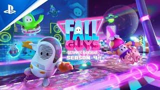 Fall Guys: Ultimate Knockout - Season 4 Cinematic Trailer | PS4