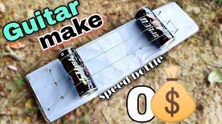 guitar make | real guitar make at home | #makeguiter