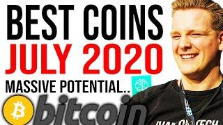 MY TOP 3 COINS REVEALED!! [JULY 2020] Deep Q&A At the End - Programmer explains