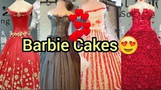 Top 10 Amazing Barbie Cakes || Party Cake Decoration and  Dye | Cakes Compilation 2020 ||
