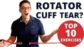 10 Rotator Cuff Exercises for Pain Relief (Non-surgical Rehab)