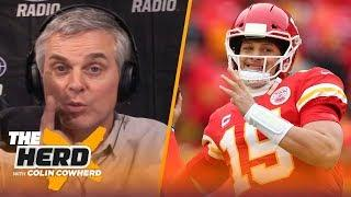 Herd Hierarchy: Colin's Top 10 teams post-free agency | NFL | THE HERD