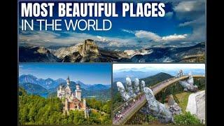 Top 10 Most Beautiful Places In The World   Visit Beautiful Place