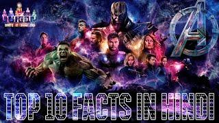 Marvel's Avengers Game - Top 10 Facts in Hindi | #NamokarGaming