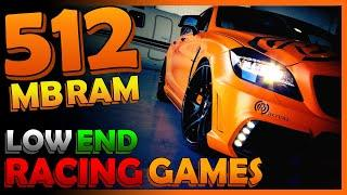 Top 10 Racing Games for 512 MB RAM | Low End PC Games You Can Play Without Graphics Card