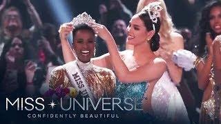 South Africa's Zozibini Tunzi is Miss Universe 2019 | Miss Universe 2019