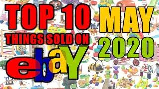 Top 10 High Valued Items Sold on Ebay MAY 2020 | Selling over $7500