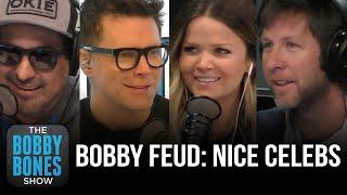 Bobby Feud: The Show Tries To Name The Top 10 Nicest Celebrities