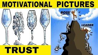 Top 10 Motivational Pictures With Deep Meaning | One Picture Million Words |