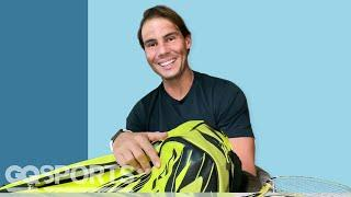 10 Things Rafael Nadal Can't Live Without | GQ Sports