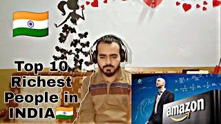 "Pakistani reaction on ""Top 10 Richest People's in India 2020"" 