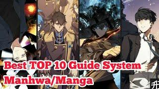 Best Top 10 Guide System Manhwa/Manga