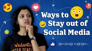 3 Effective Ways to Stay Off Social Media | How to Get Rid of Social Media | Study Motivation