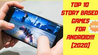 Top 10 Story Based Games For #Android || 2020 || Latest Games || By #Technical Videshi