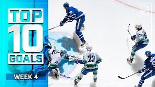 Top 10 Goals from Week 4 | 2021 NHL Season
