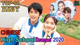 Top 10 Best High School Chinese Dramas of 2020 -Best High School Chinese Dramas-Top 10 Chinese drama
