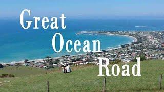 Top 10 places to visit: Great Ocean Road - Grampians - Melbourne