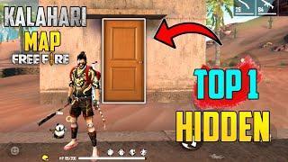 Top Hidden Place In KALAHARI | Secret place in kalahari map - F2 gamers